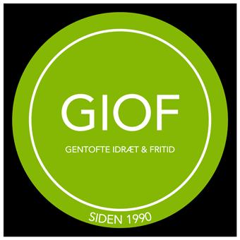 Gentofte Idræt og Fritid logo